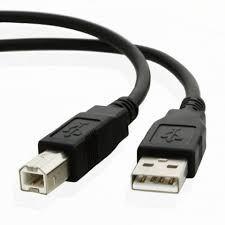 CABO P/ IMPRESSORA USB AM X BM 2.0 5 MT XC-CI-5M