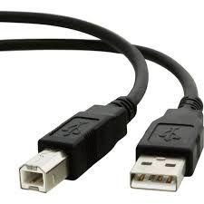 CABO USB MACHO PARA IMPRESSORA 1.8 METROS