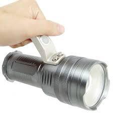 Lanterna LED CREE com 3 Bateiras