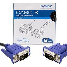 CABO MONITOR VGA CBX-MVGA100 10M 01250