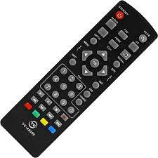 CONTROLE REMOTO TV VC-A8209 (CONVERSOR MULTILASER)