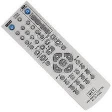 CONTROLE REMOTO MXT 01016 DVD LG 6711R SKY-7556