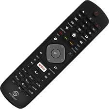 CONTROLE REMOTO TV VC-A8207 (LCD PHILIPS)