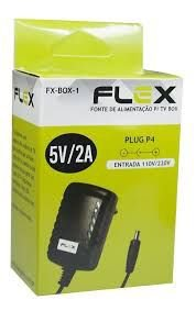 FONTE DE ALIMENTACAO FLEX FX-BOX-1