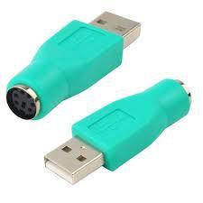 CONECTOR MACHO + USB FEMEA LE-5520