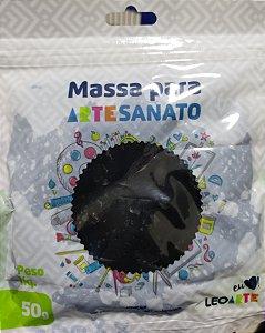 MASSA DE EVA 50GR PRETO 88001