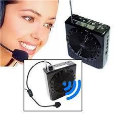 MEGAFONE COM RADIO FM ENTR. P/ CARTAO LE-608