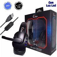 Fone de ouvido Gamer USB - FR-215
