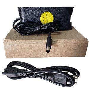 Fonte Carregador Universal Notebook  Dell 19.5v 3.34A - 7.4x5.0mm Dell Vostro / Dell Latitude / Dell Inspiron / Dell XPS