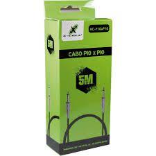 CABO P10 MONO X P10 MONO 5.0 METROS X-CELL XC-P10XP10-M