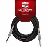 CABO DE GUITARRA P10 X P10 MONO 5M MXT
