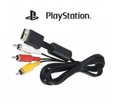 Cabo Audio E Video Para Ps2 - LE-1019