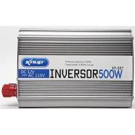 INVERSOR DE TENSAO VEICULAR 500W 12V/110V USB