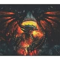 MOUSE PAD GAMER 29CMX25CMX3MM - DRAGAO