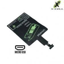 ADAPTADOR CARREGADOR  USB V8 P/RECEPCAO Q.I MOD: X-CELL MARCA: RC-2