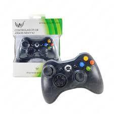 Controle Altomex Sem Fio Alto-360w Xbox 360