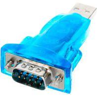 CONECTOR CONVERSOR USB RS232
