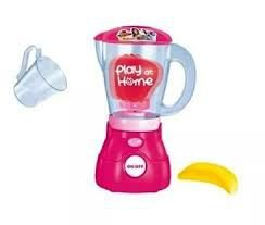 PLAY HOME LIQUIDIFICADOR COM E LUZ 733305