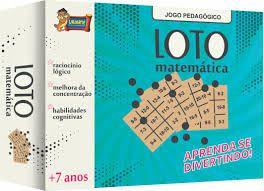 JOGO LOTO MATEMATICA 3841