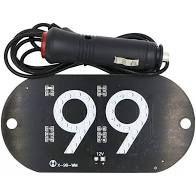 PLACA DE LED 99 20X7X1