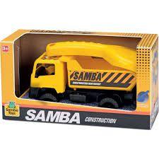 CAMINHAO TRUQUIZINHO CONSTRUCTION CX 25CM 129