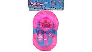 BANHEIRA C/ACESSORIOS 33CM 5PCS 6085