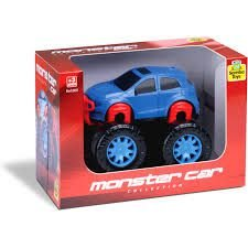 PICK-UP E CARRO TURBO MONSTER CX 25,5CM 018