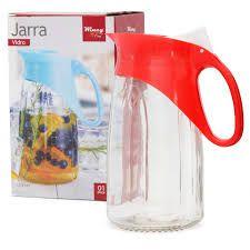 JARRA DE VIDRO C/ALCA 1,2LT VDA11010