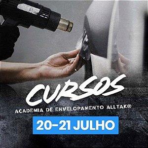 Academia de Envelopamento ALLTAK 20 e 21 de Julho - Guarulhos-SP