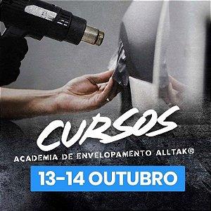 Academia de Envelopamento ALLTAK 13 e 14 de Outubro - Guarulhos-SP