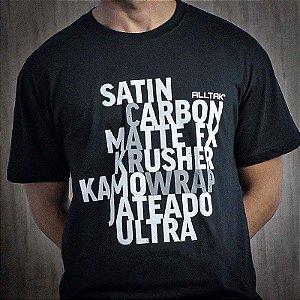 Camiseta Texturas ALLTAK