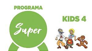 The Gingerbread Man - Kinder Super
