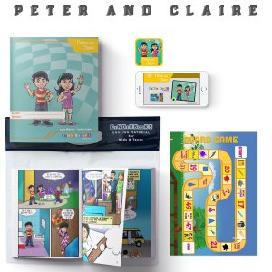 Reader Pack - Level 3 - Peter and Claire