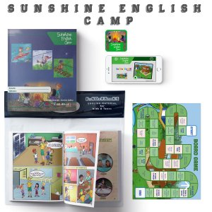 Reader Pack - Level 4 - Sunshine English Camp