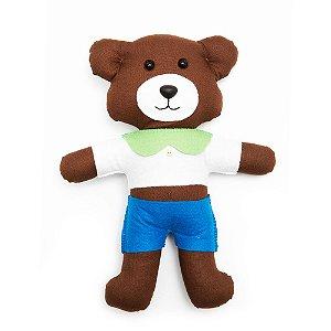 Baby Bear Doll - Boneco
