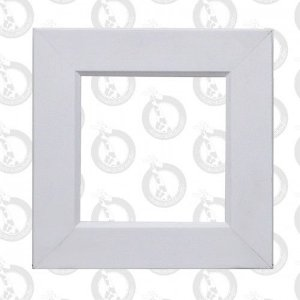 Moldura p/ Azulejo 15x15 Branca