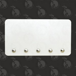 Porta Chave MDF Branco