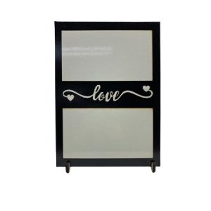 PLACA MDF LUX LOVE 3MM