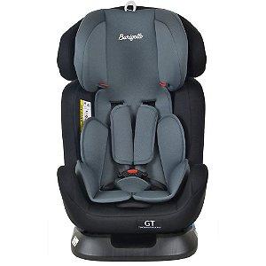 Cadeira para Carro Infantil Bebe GT Multi Posições Black 0 a 36kg - Burigotto