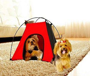 Barraca Pet Camping para Cães e Gatos  - Tubline