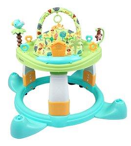 Andador De Bebe Musical Centro Atividades Jumper Infantil Fênix 3 em 1 - Galzerano