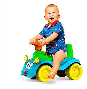 Andador Bebe Carrinho Totoka Infantil Azul - Cardoso toys