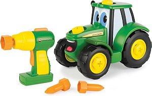 Brinquedo Trator Construa o Mini Trator John Deere - Peg Pérego