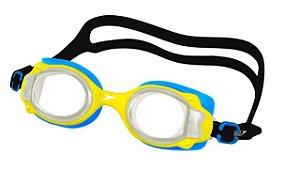 Óculos de Natação Infantil KidSplash Lappy Azul Cristal - Speedo