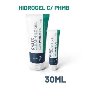 CLEAN-HEX GEL com PHMB Casex