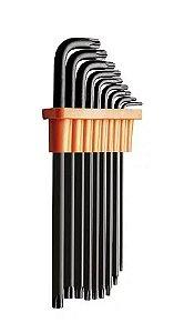 TRAMONTINA JOGO CHAVE TRAFIX LONGA 9 PCS 44452/209