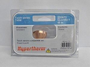 BOCAL TOCHA MECANIZADA PMX45 HYPERTHERM (220673)
