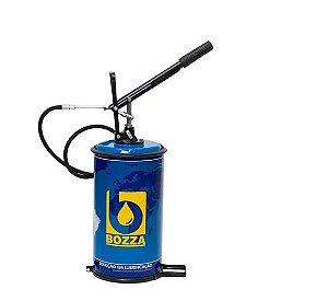 Bozza Bomba Manual P/Graxa C/Balde 14KG 8020G3