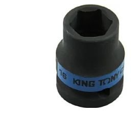KING TONY SOQUETE DE IMPACTO SEXTAVADO 16MM 1/2
