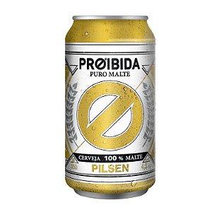 Cerveja Proibida Puro Malte 350ml